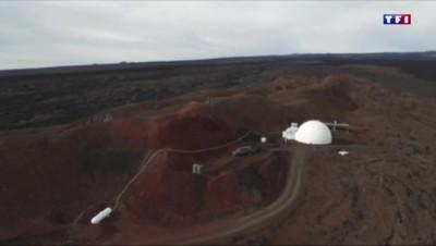 Objectif Mars : six scientifiques retrouvent l'air libre après un an d'enfermement total