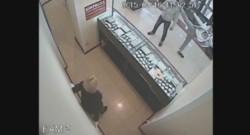 Un champion de Taekwondo a assommé mi-avril le braqueur d'une bijouterie dans la ville de Chelyabinsk en Russie