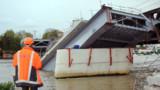 Bayonne : deux ouvriers blessés dans l'effondrement d'un pont en construction
