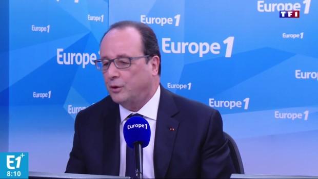 """François Hollande """"ne cédera pas"""" sur la loi Travail"""