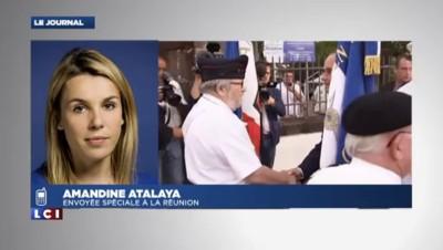 Hollande a quitté La Réunion et s'est envolé pour Mayotte