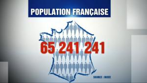 Le 13 heures du 30 décembre 2014 : Boom de la croissance démographique en France - 504.3097331848143