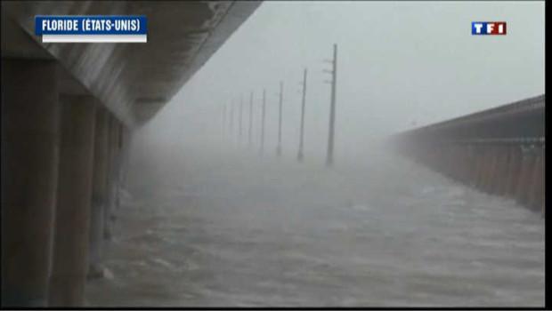 Les Etats-Unis se préparent à l'arrivée de la tempête Isaac