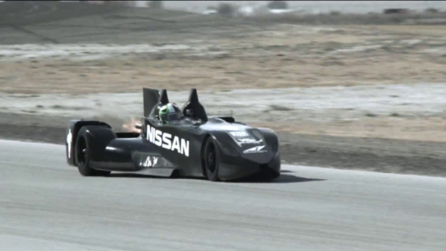 Nissan Deltawing 2012 circuit