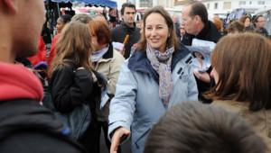 Ségolène Royal, le 20 mai 2012.