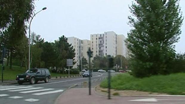 TF1/LCI : La cité des Tarterêts, à Corbeil-Essonnes
