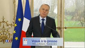 """Ayrault confirme le décès de """"plusieurs otages en Algérie"""""""