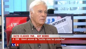 """Bedos : """"DSK, il bande dans le vide"""""""