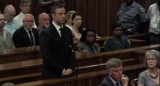 Le 20 heures du 21 octobre 2014 : Proc�Pistorius : l%u2019athl� sud-africain (vraiment) condamn� 5 ans de prison ferme ? - 981.2601212768553