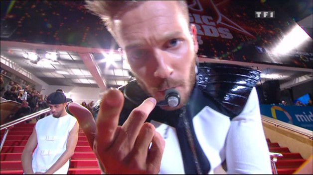 Matt Pokora - NRJ Music Awards 2013