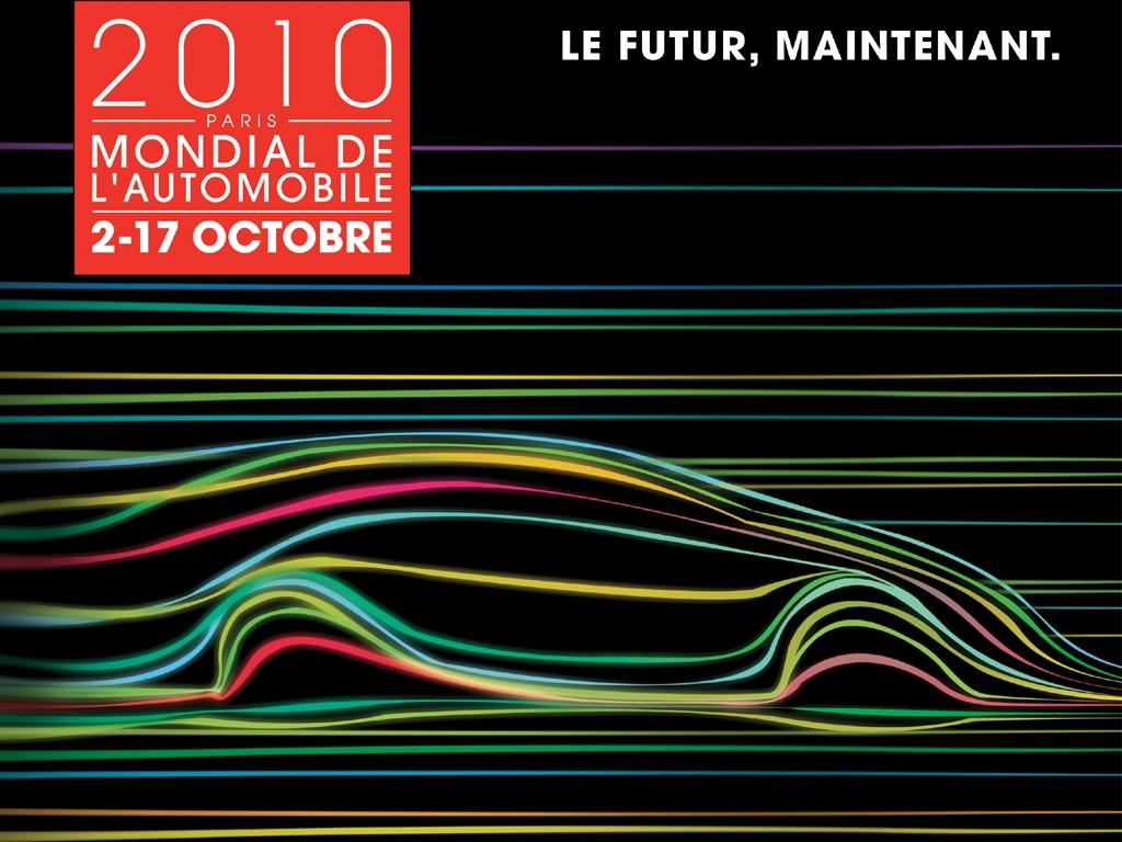 News automoto l 39 affiche du mondial de l 39 auto 2010 mytf1 - Affiche salon de l auto ...