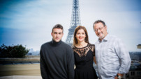 Jo avec Jean Reno