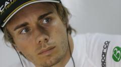 Charles Pic Caterham F1 2013