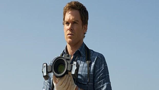 Dexter - Saison 6. Série créée par James Manos Jr en 2006. Avec : Michael C. Hall, Jennifer Carpenter, James Remar et Lauren Velez.