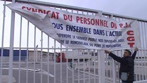 Grève port autonome Marseille