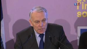 Jean-Marc Ayrault condamne les exilés fiscaux
