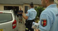 Le 13 heures du 2 octobre 2014 : Des r�rvistes de la gendarmerie pour lutter contre les cambriolages - 728.0332746276855