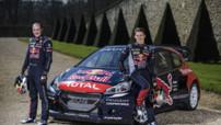 Peugeot 208 WRX 2015