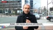 Rugby : le sélectionneur de l'équipe de France parie sur la nouveauté et la jeunesse
