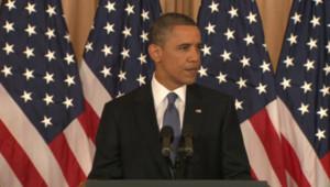 Barack Obama, le 20 mai 2011.