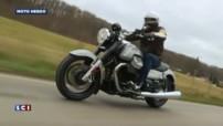 Essai Vidéo de la Moto Guzzi California 1400 dans l'émission Moto Hebdo du 3 mai 2014