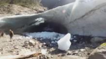 États-Unis : grotte s'éffondre (07/07)