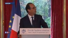 """Hollande : """"Les économies forcément sont douloureuses"""""""