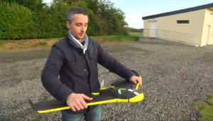 Le 20 heures du 18 novembre 2014 : Ces drones qui ont su s'attirer les faveurs des communes - 1388.0383273925784