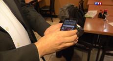 Le 20 heures du 3 mars 2015 : Innovation : le paiement par téléphone portable - 585.8800000000001