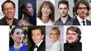 Les membres du jury du 68e Festival de Cannes