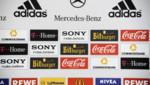 Les sponsors de la Coupe du monde de football en Allemagne