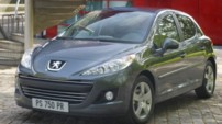 PEUGEOT 207 1.6 HDi 92ch FAP Allure - 2011