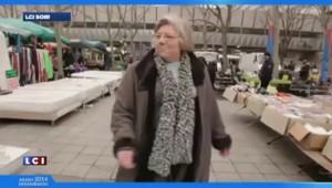 Pour briguer la mairie, un candidat fait danser Courbevoie