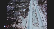 Seconde guerre mondiale : des images inédites (et en couleur) de Berlin en juillet 1945