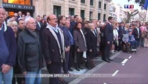 Attentats à Bruxelles : la France solidaire avec la Belgique