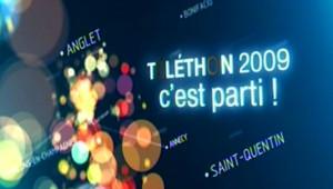 Lancement de la 23e édition du Téléthon (4 décembre 2009)