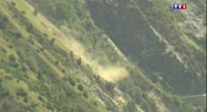 Le 20 heures du 5 juillet 2015 : En Isère, on attend que la montagne s'effondre - 869