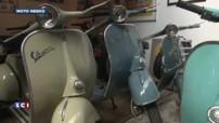Mag Moto Hebdo Vespa Restauration 3 Mai 2014