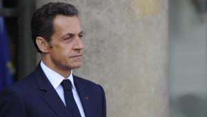 Nicolas Sarkozy Crise UMP