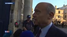 """Présidence de l'UMP: """"Nous avons tous besoin les uns des autres"""" lance Juppé"""