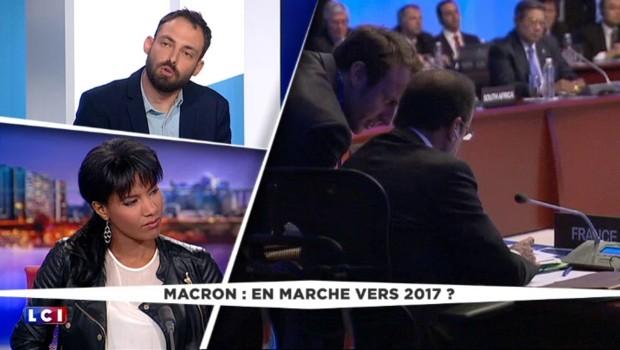 """Présidentielle 2017 : """"Hollande n'a jamais été dupe des ambitions de Macron"""""""