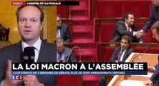 """Projet de loi Macron : """"Le travail du dimanche est une fausse liberté"""" selon un frondeur PS"""