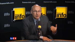 Sapin accuse Sarkozy d'avoir affaiblie la France face à l'Allemagne
