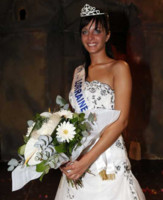Miss Lorraine 2011 - Maud Pisa - Candidate Election Miss France 2012