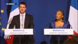 "Taubira avec Valls à Marseille : ""l'Etat ne s'en va pas, l'Etat est revenu"""
