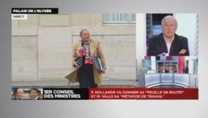 Claude Goasguen, député UMP de Paris, le 4 avril.