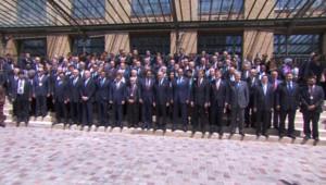 """Conférence des """"Amis de la Syrie"""" à Paris, 6/7/12"""