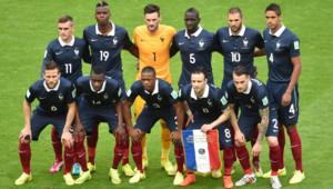 France/Honduras, mondial 2014.