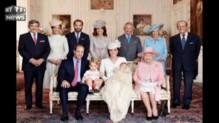La princesse Charlotte a six mois, retour en images sur ses apparitions en public