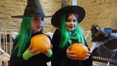 Le 13 heures du 31 octobre 2014 : Halloween, c'est ce soir, Brrrrrr ! - 1710.968